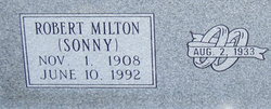 Robert Milton Sonny Anders