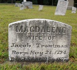Magdalene <i>Brosius</i> Trautman