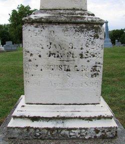 Rev Oscar E. Baker
