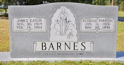 Rudelle <i>Parrish</i> Barnes