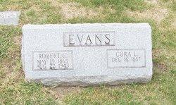 Cora L. <i>Schlosser</i> Evans