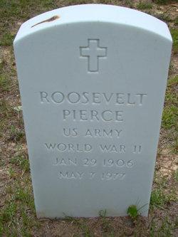 Roosevelt Tobe Pierce
