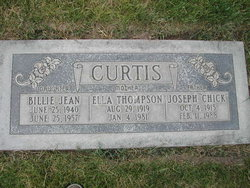 Ella Thompson Curtis