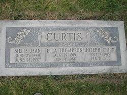 Joseph Charles Chick Curtis