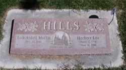 Lois Ardell <i>Moffat</i> Hills