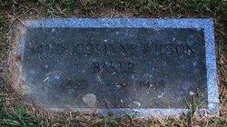 Mary Corrine <i>Wilson</i> Baker