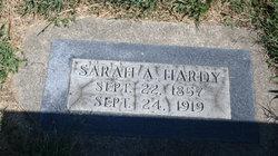 Sarah <i>Downen</i> Hardy
