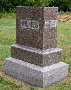 Thomas P Holmes