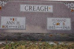 Guy Edwin Creagh