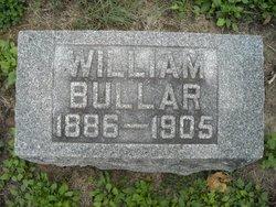 William M Bullar