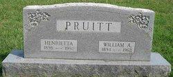 William Albert Pruitt