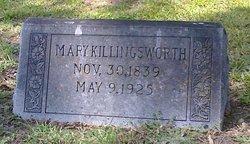 Mary <i>Johnson</i> Killingsworth
