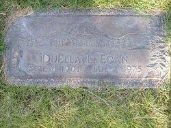 Lizzie Duella <i>Hillyard</i> Egan