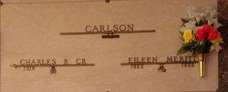 Eileen <i>Merritt</i> Carlson