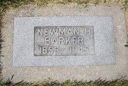 Newman Henry Barker
