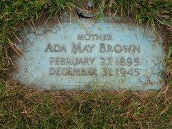 Ada Mae <i>Shickel</i> Brown
