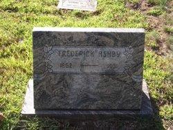 Frederick Ashby