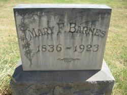 Mary F. Barnes