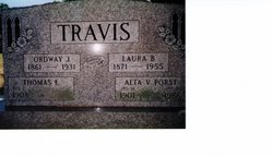 Ordway Jesse Travis, Sr