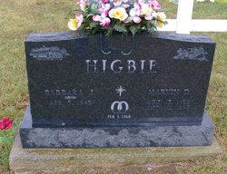 Marvin D Higbie