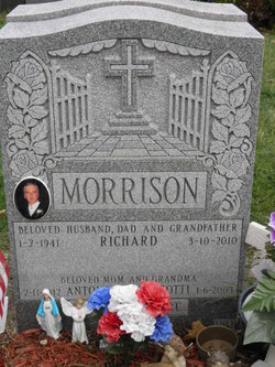 Richard Morrison, Sr