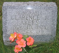 Clarence Randolph Akers