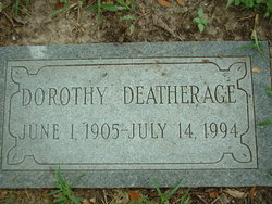 Dorothy Deatherage
