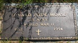 Edward Hyde Ned Morse