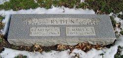 Mabel O. <i>Gustafson</i> Ryden