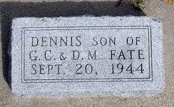 Dennis Fate