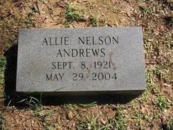 Allie Wade <i>Nelson</i> Andrews