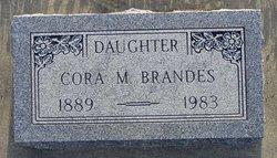 Cora M. Brandes