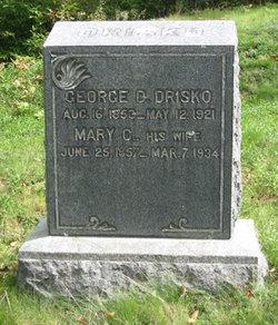 Mary Curtis <i>Wass</i> Drisko