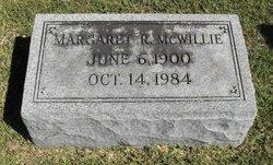 Margaret <i>Richey</i> McWillie