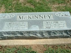 Myrtle E. McKinney
