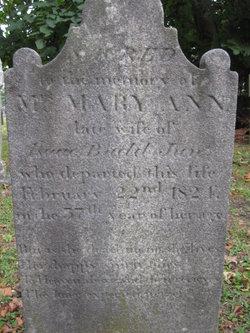 Mary Ann Budd
