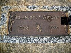 Blanche Elva <i>Littlefield</i> Abbott