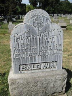 Frances E. Baldwin