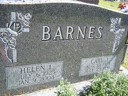 Helen L Barnes