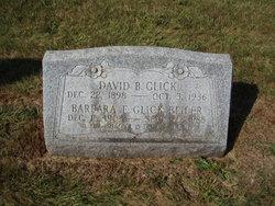 Barbara E. <i>Glick</i> Beiler