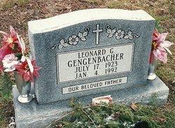 Leonard G. Gengenbacher