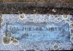 Ida <i>Turner</i> Ahlers