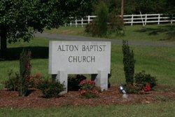 Alton Baptist Church Cemetery