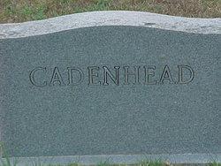 Thomas Gerald Cadenhead