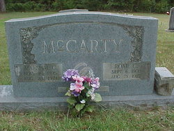 Roxie C McCarty