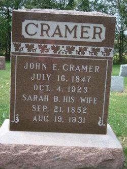 John Edwin Cramer