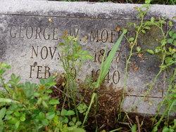 George W Moffett
