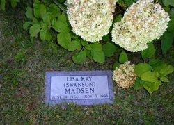 Lisa Kay <i>Swanson</i> Madsen