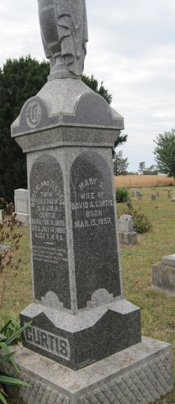 Mary Ann <i>Young</i> Curtis