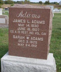 James Lindsey Adams